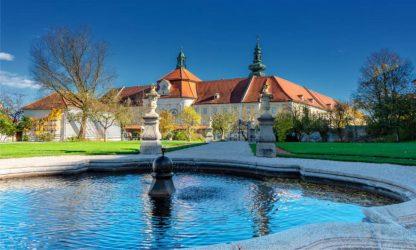 Benediktinerstift Seitenstetten Niederösterreich